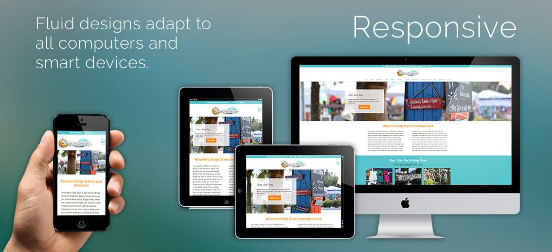 Responsive Web Design For Best Web Development Bradenton Anna Maria Island Sarasota